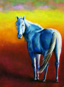 The Equinest  Artist  Frances Marino